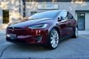 Used 2016 Tesla Model X P90D INSANE MODE SIGNATURE EDITION - LOADED! for sale in Burlington, ON