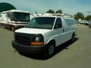 Used 2008 GMC Savana G1500 Cargo Van w/ Shelving & Ladder Rack for sale in Burnaby, BC