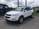 Used 2012 Chevrolet Traverse LT AWD, 7-Pass, Backup Camera for sale in Winnipeg, MB