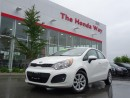 Used 2013 Kia Rio LX for sale in Abbotsford, BC
