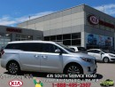 Used 2016 Kia Sedona SX+FOR THE WHOLE FAMILY WITH ROOM TO SPARE!!! for sale in Grimsby, ON