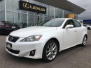 Used 2013 Lexus IS 250 Leather with Moonroof Package for sale in Brampton, ON