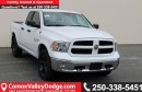 New 2017 Dodge Ram 1500 SLT BLUETOOTH, BACK UP CAMERA, TRAILER BRAKE CONTROL, KEYLESS ENTRY for sale in Courtenay, BC