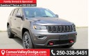 New 2017 Jeep Grand Cherokee Trailhawk KEYLESS ENTRY, BACK UP CAMERA, BLUETOOTH, NAV, PARK ASSIST, HEATED SEATS for sale in Courtenay, BC