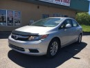 Used 2012 Honda Civic $99.13 BI WEEKLY! $0 DOWN! for sale in Bolton, ON