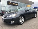 Used 2010 Lexus ES 350 for sale in Brampton, ON