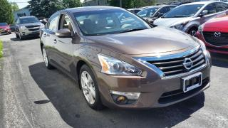 Used 2013 Nissan Altima 2.5 SL for sale in Kingston, ON