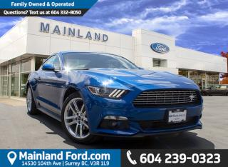 New 2017 Ford Mustang EcoBoost Premium PONY PACKAGE for sale in Surrey, BC