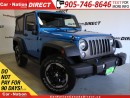 Used 2014 Jeep Wrangler Sport| 4X4| WE WANT YOUR TRADE| for sale in Burlington, ON