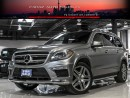 Used 2014 Mercedes-Benz GL350 AMG|NAVI|360CAM|BLINDSPOT|LOADED|BLUETEC for sale in North York, ON