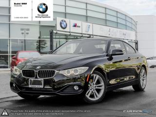 Used 2016 BMW 428i xDrive Coupe AWD | RV CAM | NAV | NEW TIRES for sale in Oakville, ON