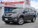 Used 2015 Toyota RAV4 AWD LIMITED for sale in Mono, ON