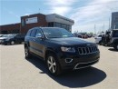 Used 2016 Jeep Grand Cherokee Limited  8.4 INCH SCREEN, SUNROOF, LEATHER, 20 INC for sale in Concord, ON