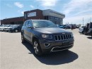 Used 2016 Jeep Grand Cherokee Limited 8.4 INCH SCREEN, SUNROOF, LEATHER, 20 INCH for sale in Concord, ON