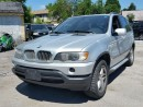 Used 2001 BMW X5 4.4i for sale in Scarborough, ON