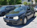 Used 2000 Volkswagen Golf for sale in Scarborough, ON