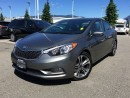 Used 2015 Kia Forte 2.0L SX,Nav,leather,,cooled seat,heated steering for sale in Surrey, BC