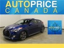 Used 2016 Hyundai Veloster TURBO NAVI PANOROOF LEATHER for sale in Mississauga, ON