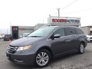 Used 2015 Honda Odyssey EX-L - 8 PASS - DVD - LEATHER - SUNROOF for sale in Oakville, ON
