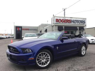 Used 2013 Ford Mustang - CONV. - LEATHER - BLUETOOTH for sale in Oakville, ON