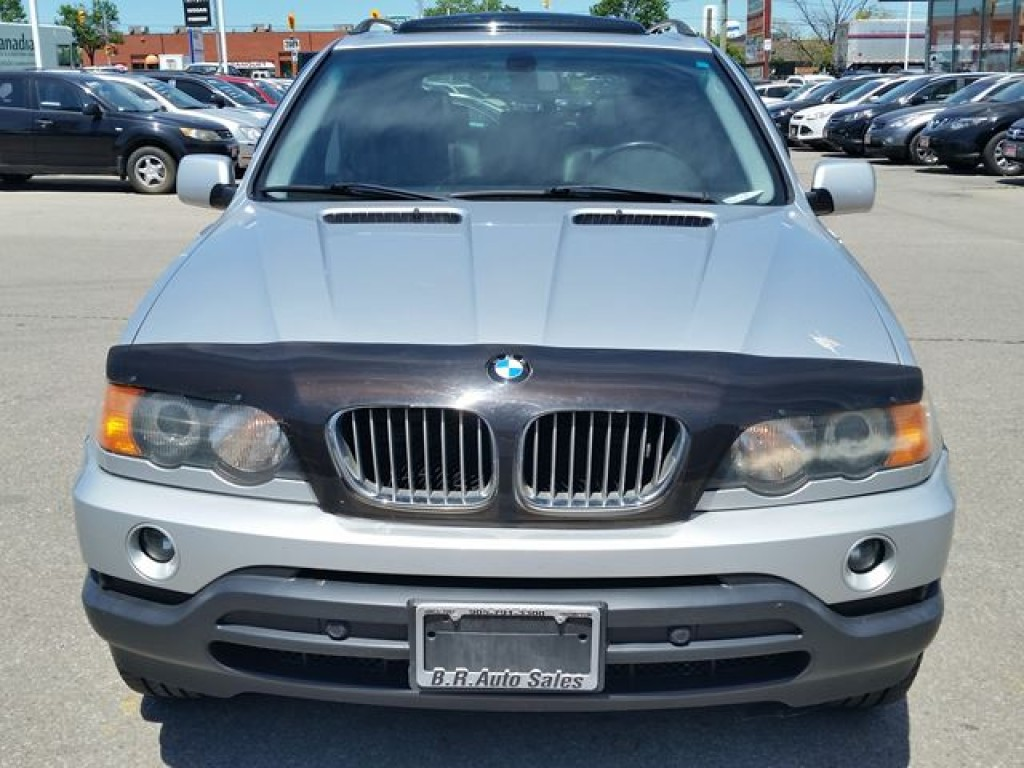 used 2003 bmw x5 for sale in brampton ontario. Black Bedroom Furniture Sets. Home Design Ideas
