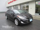 Used 2013 Hyundai Elantra Limited w/Navi for sale in Burnaby, BC