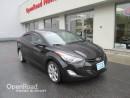 Used 2013 Hyundai Elantra Limited w/Navi for sale in Burnaby, BC