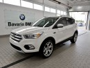 Used 2017 Ford Escape Titanium - 4WD for sale in Edmonton, AB