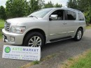 Used 2008 Infiniti QX56 Pristine, Loaded, Insp, Warr for sale in Surrey, BC