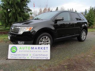 Used 2007 Ford Edge AWD, SEL PLUS, INSP, FREE WARR for sale in Surrey, BC