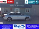 Used 2009 Audi A4 2.0T Premium (Tiptronic) for sale in Headingley, MB