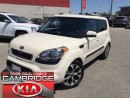 Used 2013 Kia Soul 4u KIA CERTIFIED PRE-OWNED for sale in Cambridge, ON