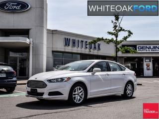 Used 2014 Ford Fusion SE for sale in Mississauga, ON