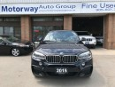 Used 2015 BMW X6 xDrive50i M Sport for sale in Mississauga, ON