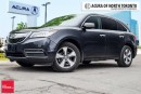 Used 2015 Acura MDX at CAM|Sunroof|BT|Push Start|Jewel EYE LED|SH-AWD for sale in Thornhill, ON