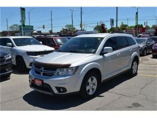 Used 2011 Dodge Journey SXT - Remote Start - Bluetooth - Touch Screen for sale in London, ON