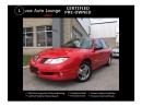 Used 2005 Pontiac Sunfire SLX - CLEAN BODY!! A/C, AUTO, CD, SPOILER! for sale in Orleans, ON