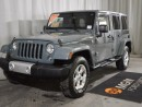 Used 2015 Jeep Wrangler Unlimited Sahara for sale in Red Deer, AB