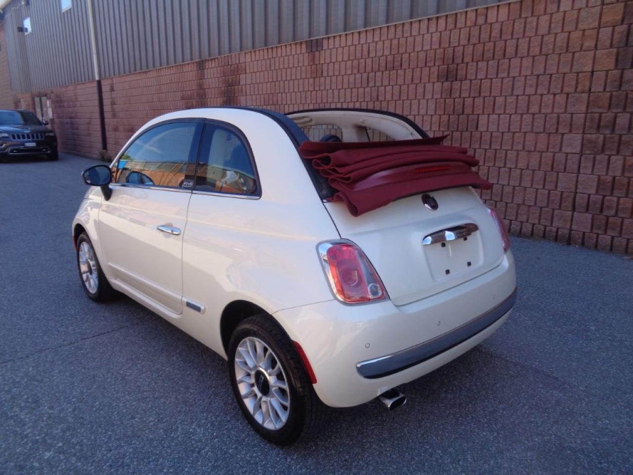 2013 Fiat 500 ***SOLD***
