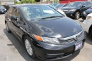 Used 2012 Honda Civic EX for sale in Brampton, ON
