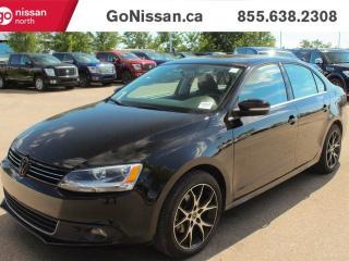 Used 2014 Volkswagen Jetta AUTO, SUNROOF, LOW KM for sale in Edmonton, AB