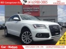 Used 2013 Audi Q5 2.0T PREMIUM| PANO ROOF| AWD| ONLY 43,061KMS for sale in Georgetown, ON