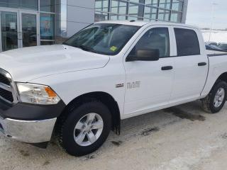 Used 2017 Dodge Ram 1500 ST for sale in Peace River, AB