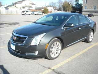 Used 2016 Cadillac XTS Luxury Collection for sale in Orleans, ON