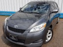 Used 2009 Toyota Matrix XR *AUTOMATIC* for sale in Kitchener, ON