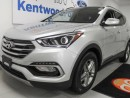 Used 2017 Hyundai Santa Fe Sport Sport AWD with heated seats and steering wheel, sunroof, for sale in Edmonton, AB