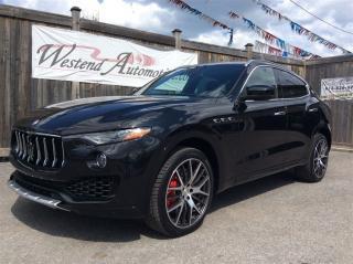 Used 2017 Maserati Levante S for sale in Stittsville, ON