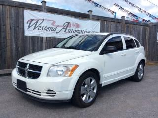 Used 2009 Dodge Caliber SXT for sale in Stittsville, ON