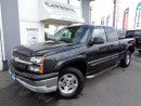 Used 2004 Chevrolet Silverado 1500 LS Ext.Cab 4x4, 6.5 Ft. Box for sale in Langley, BC