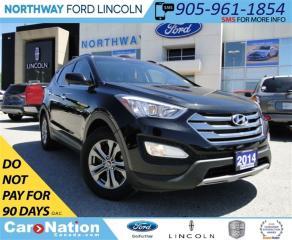 Used 2014 Hyundai Santa Fe Sport 2.4L | HEATED SEATS | BLUETOOTH | XM RADIO | for sale in Brantford, ON